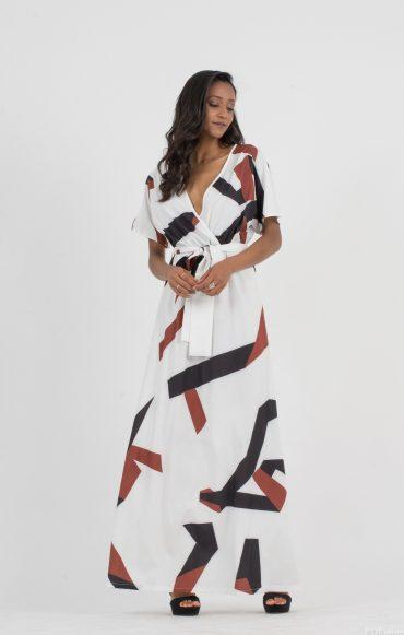 ab084a252ac8 Black midi bodycon dress